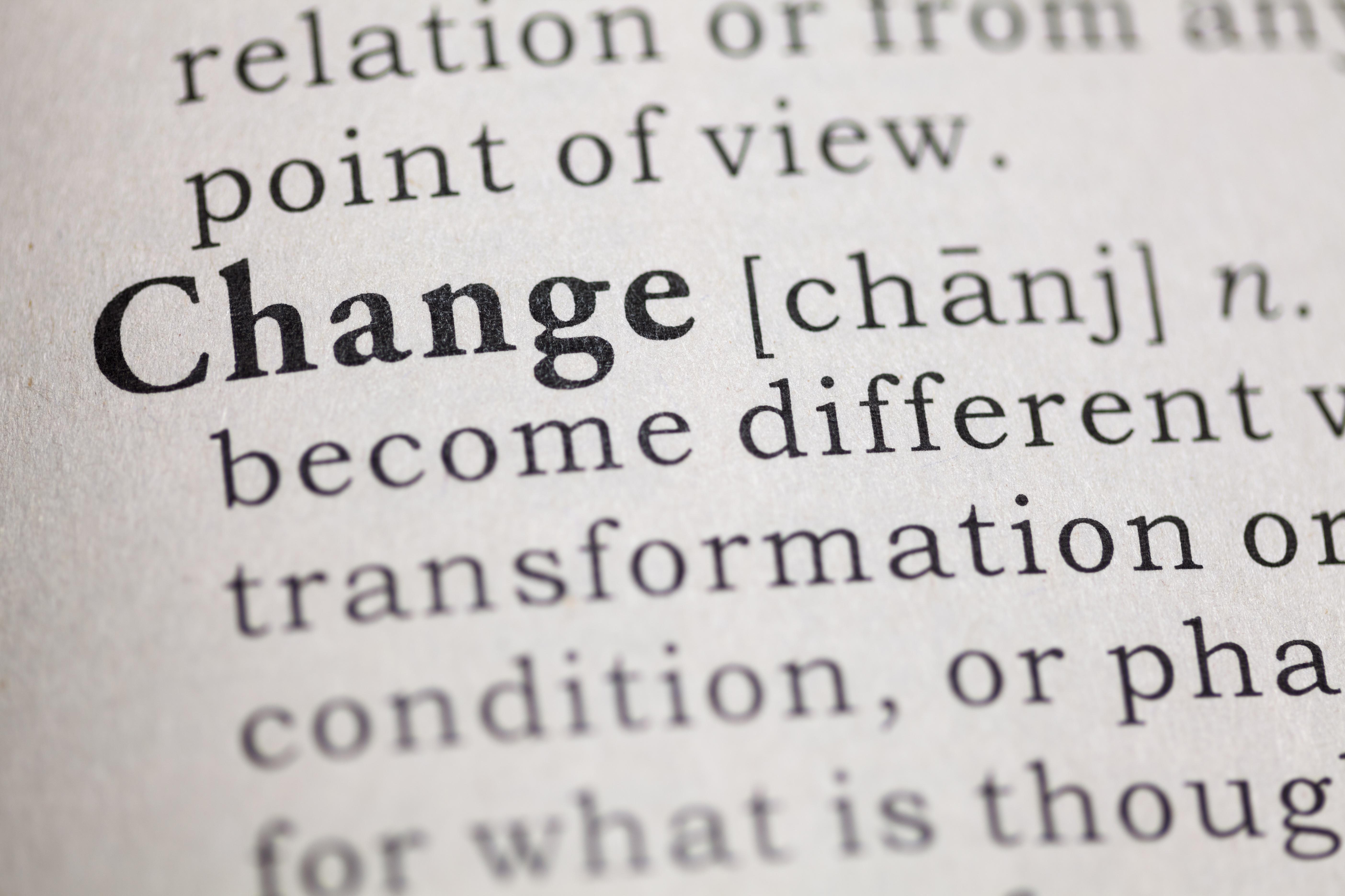 改变管理 – 处理抵制