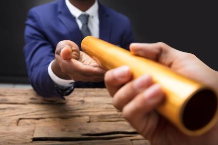 在更换企业领导力时创建一个无缝过渡